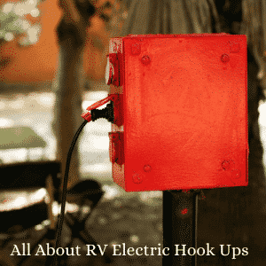 rv electric hook ups