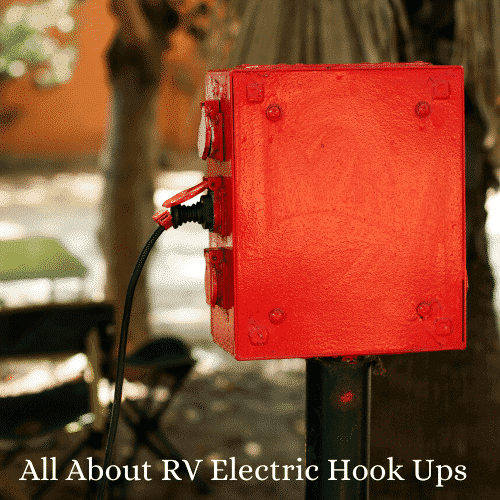 rv electric hook ups