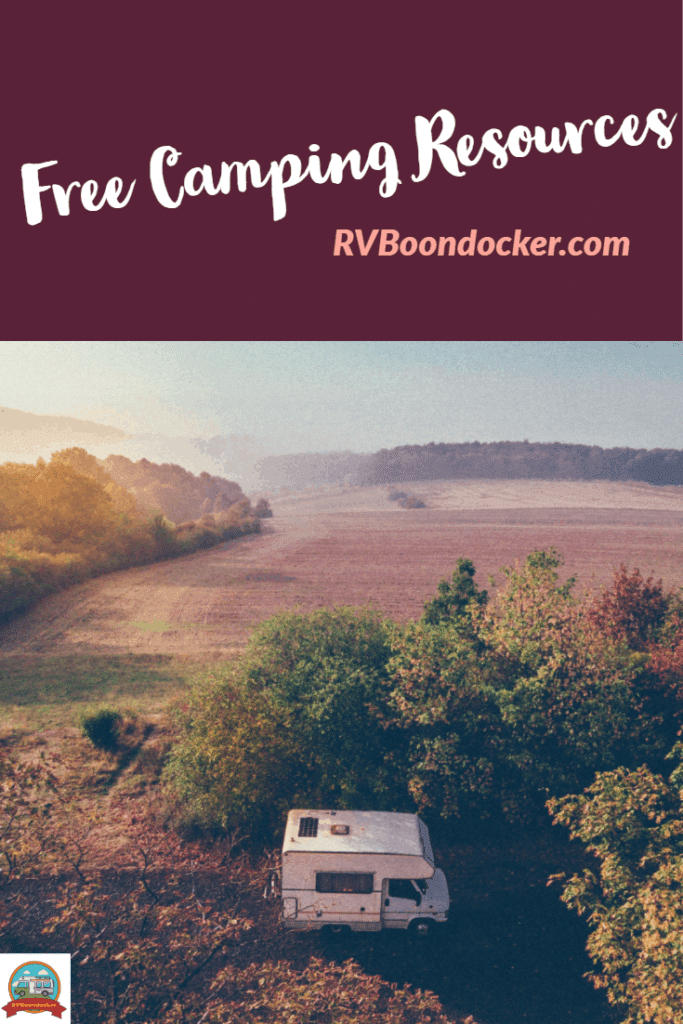 free camping resources finding boondocking