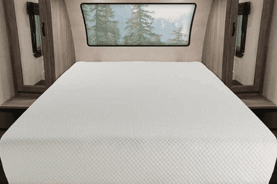 RV Replacement Mattress Topper