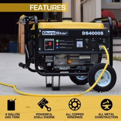 generator for rv camping
