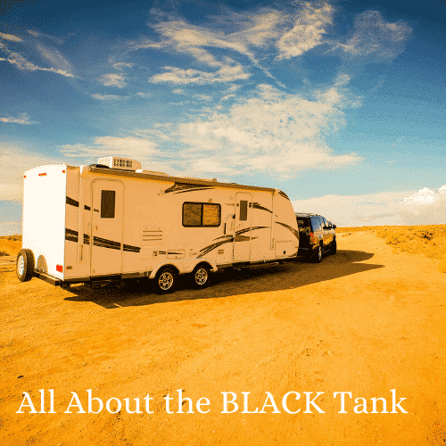all about emptying your black tank