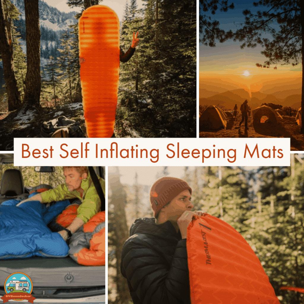 best self inflating sleeping mats