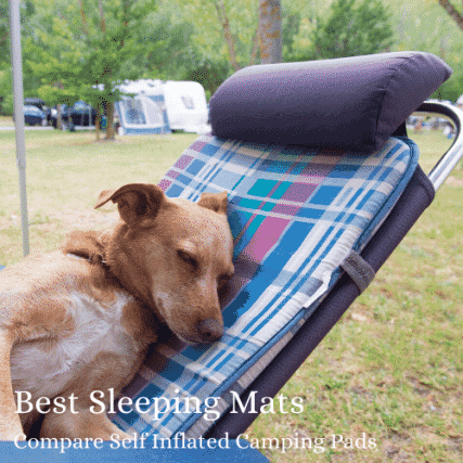 sleeping mat for camping self inflating