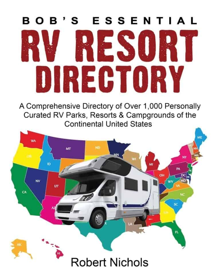 rv resort directory camping