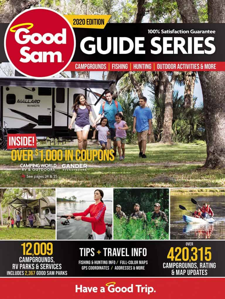 rv travel guide from good sam 2020