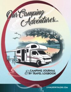 rv journal and travel book