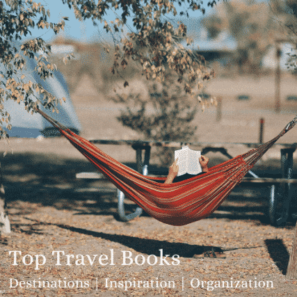 top travel books for rv camping travel