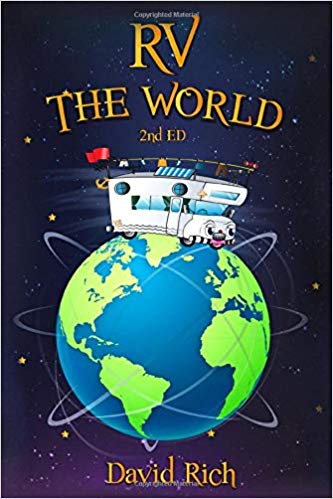 RV the World by David Rich, author, shares travel stories
