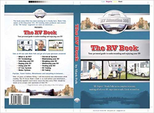 Another one of the top RV travel Books  called the RV book-a personal guide to understanding and enjoying your RV
