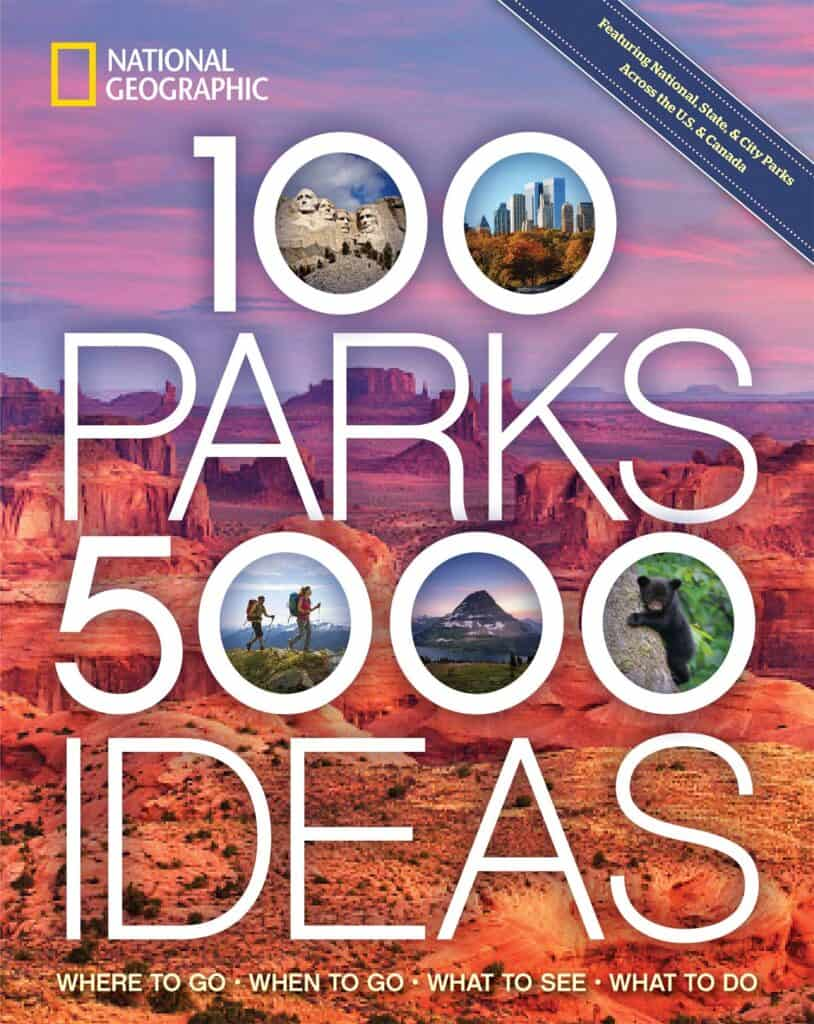 100 parks and ideas for rv camping and RV traveling