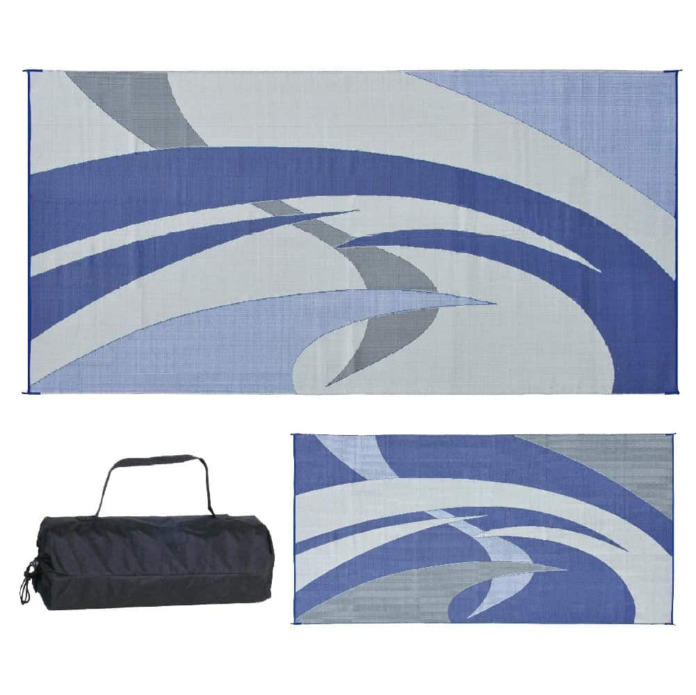 RV camping rug outdoor mat