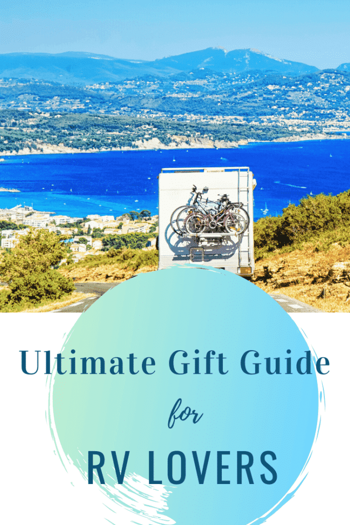 RV gift guide best gifts for RV owners