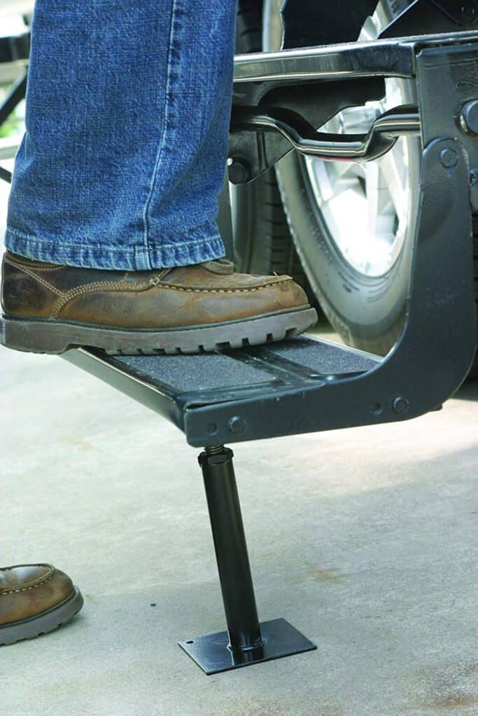Camco RV step support for RV Gift for RV travel