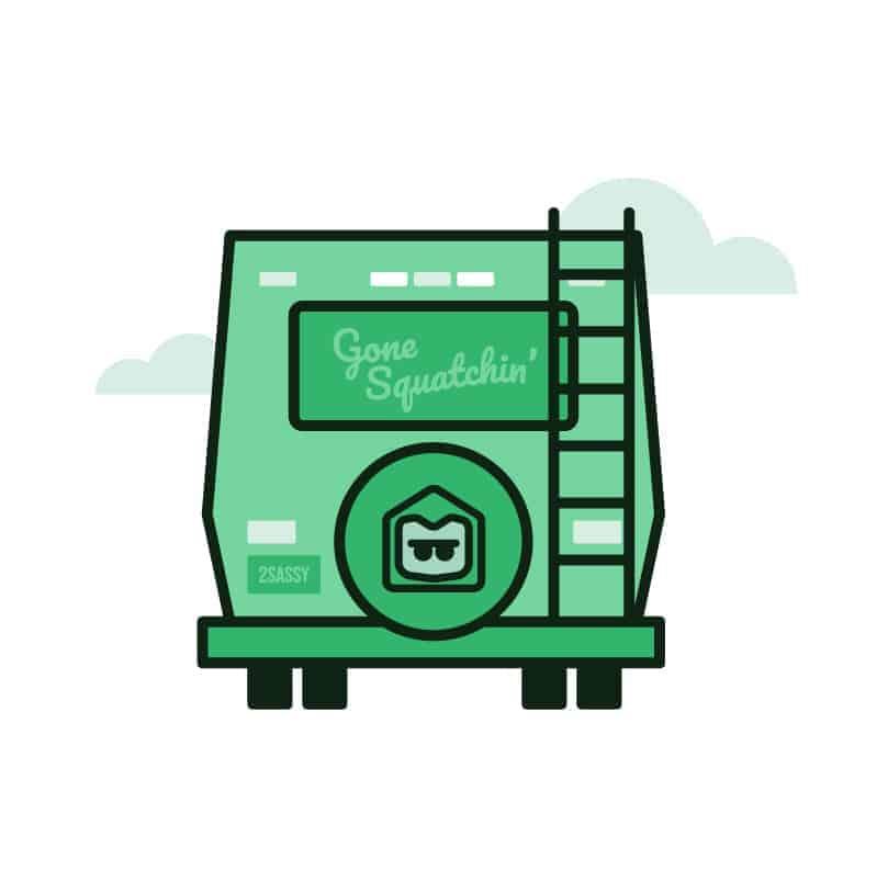RV Mail Sasquatch