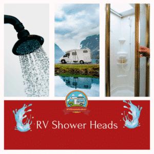 rv shower heads