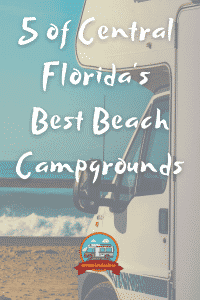 beach camping in florida