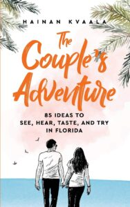 The couples adventure travel florida book