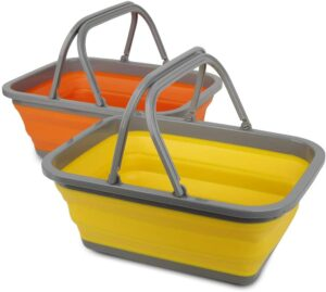 2 Pack Collapsible Sink