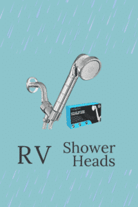filtered water shower head