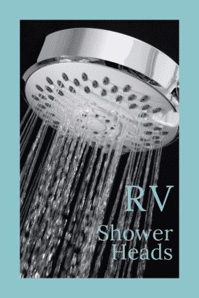 rv shower head